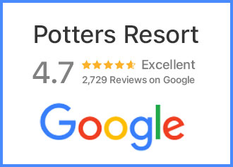 Potters Resort Google Reviews