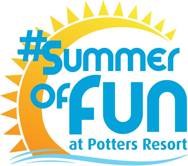 Summer Of Fun at Potters Resort