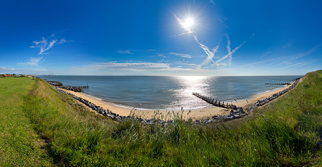 The Norfolk Coast - Potters Resort
