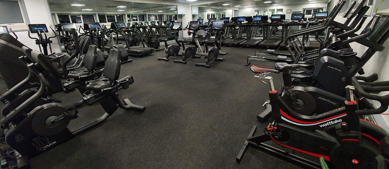 Cardiovascular Gym
