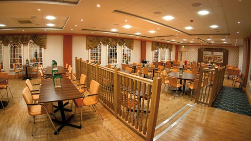 Gallery Restaurant - Potters Resort